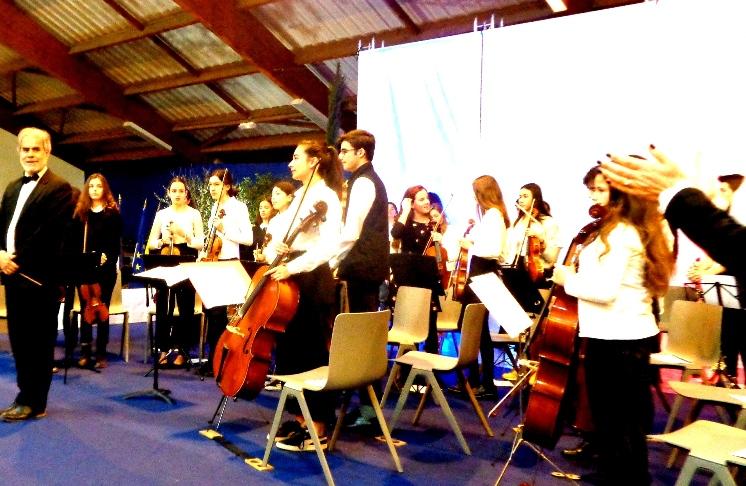 Vœux 2020 en musique & les Vençois à l'honneur