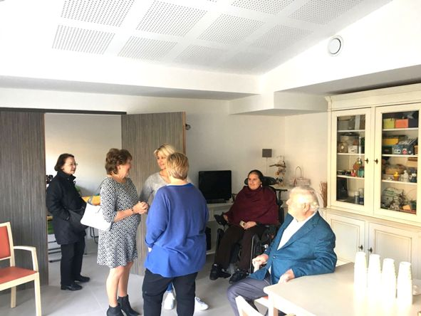Une nouvelle Maison des seniors