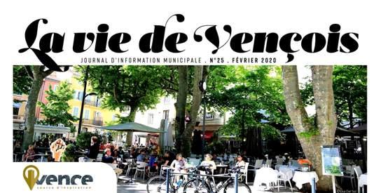 Journal La Vie de Vençois n°25