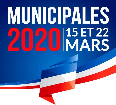 RÉSULTATS du 1er tour : élections municipales 2020