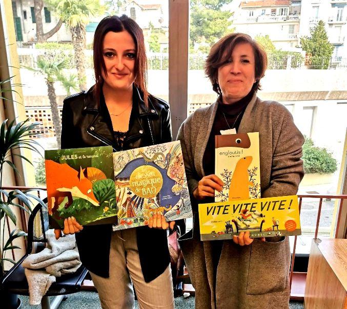Les Accueils de Loisirs Vençois lauréats d'un prix littéraire