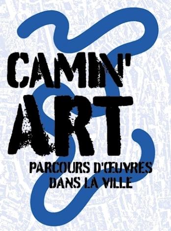 CAMIN'ART, Parcours d'œuvres dans la Ville