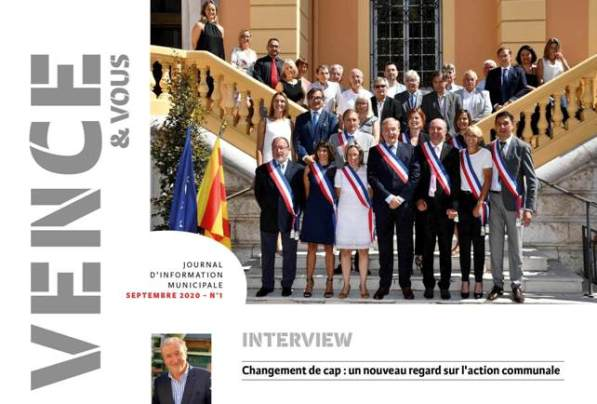 Journal «Vence & Vous» n°1