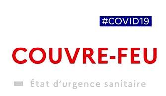 Covid 19- L'état impose le couvre-feu