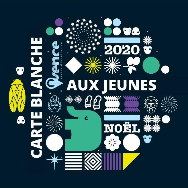 CARTE BLANCHE AUX JEUNES prolongée jusqu'au 30 janvier 2021