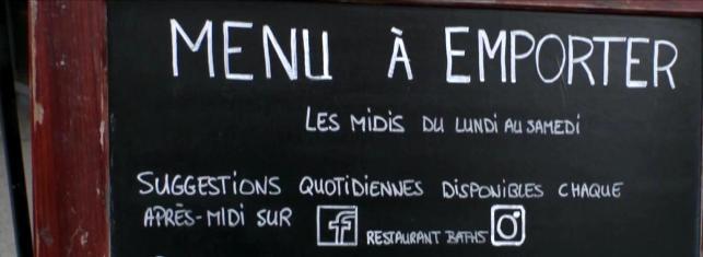 Consommez local : les restaurants vous attendent
