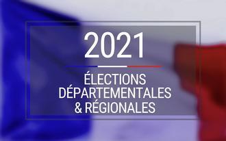 Élections régionales et départementales20 & 27 juin
