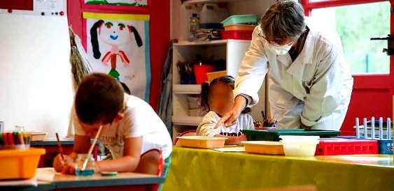 Organisation de l'accueil des enfants des personnels prioritaires