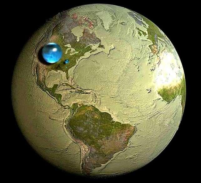 Problème mondial Eau & Biodiversité