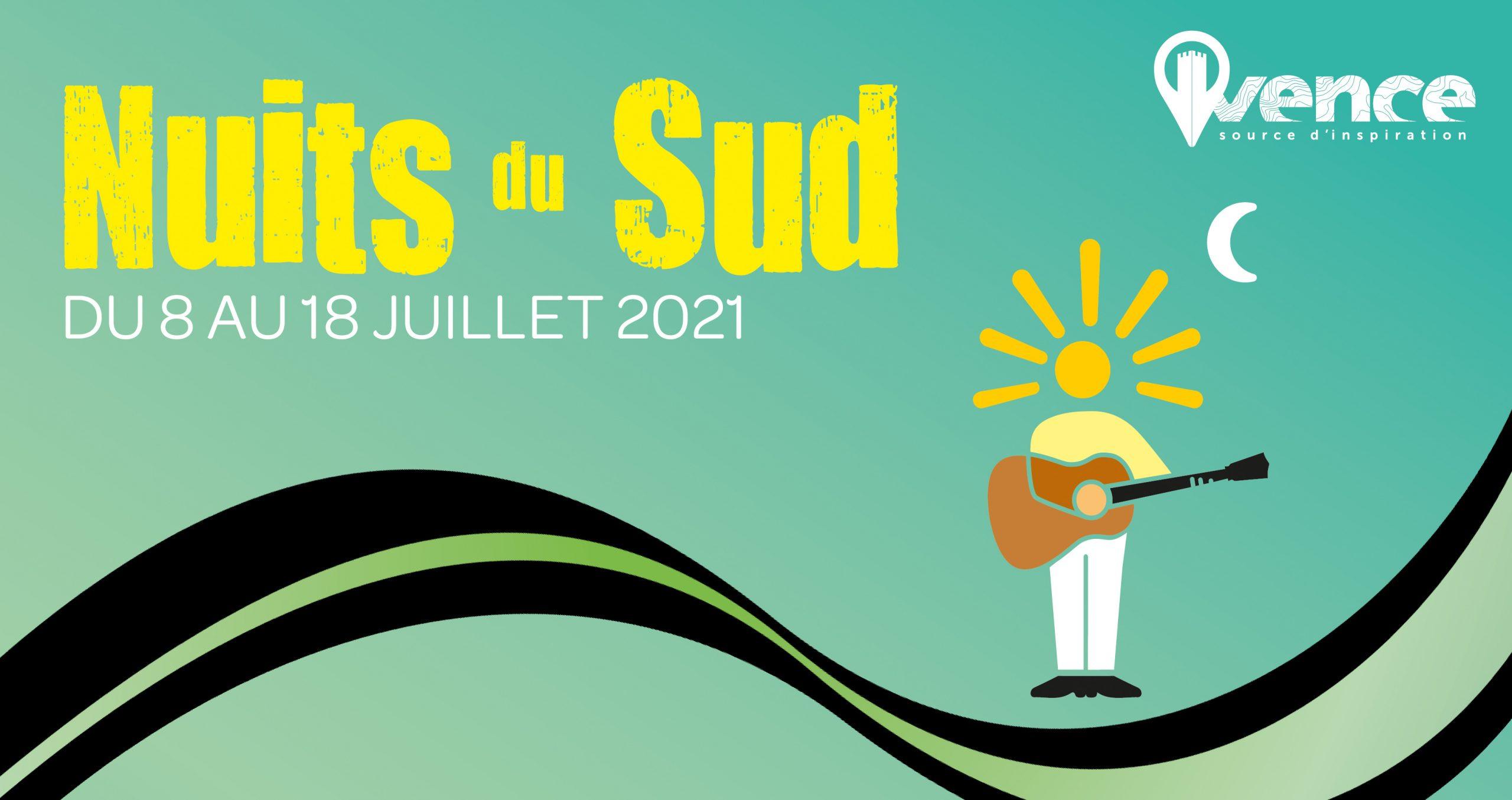 NUITS DU SUD DU 8 AU 18/07: LE VOILE SE LÈVE SUR LA PROGRAMMATION 2021