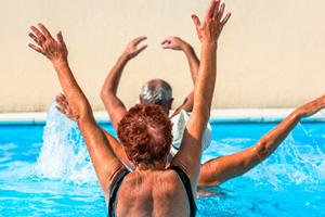 Aquagym pour les seniors 2021