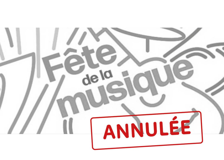 Annulation de la Fête de la Musique à Vence