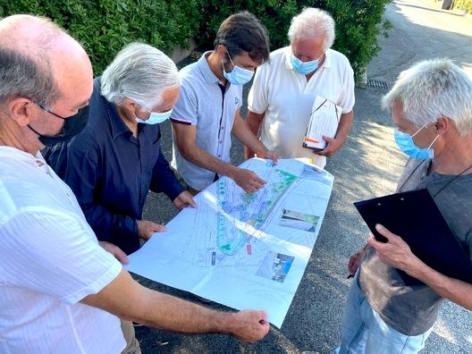 Prochaine réunion de quartier au Chemin de Saint Claude