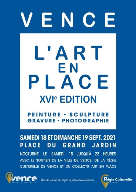 L'Art en Place, 16ème édition