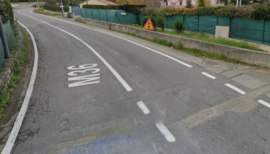 Réfection de chaussée Route de Cagnes – du 4 au 7 octobre