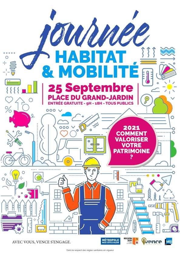 Habitat & mobilité : JOURNÉE DES SOLUTIONS LOCALES