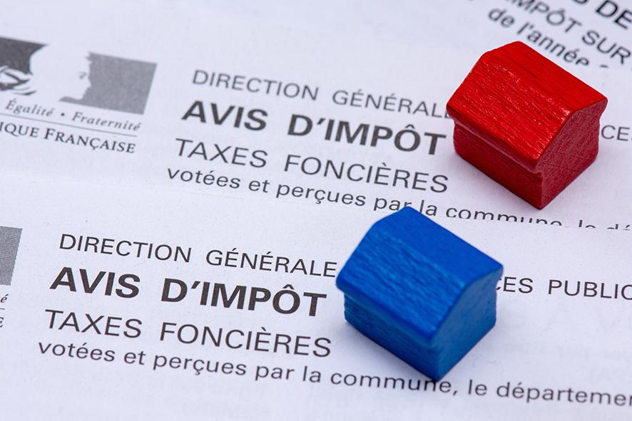 FISCALITÉ : Le taux de la Taxe Foncière intègre désormais la part du Département