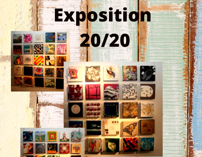 L'Exposition 20/20 est de retour