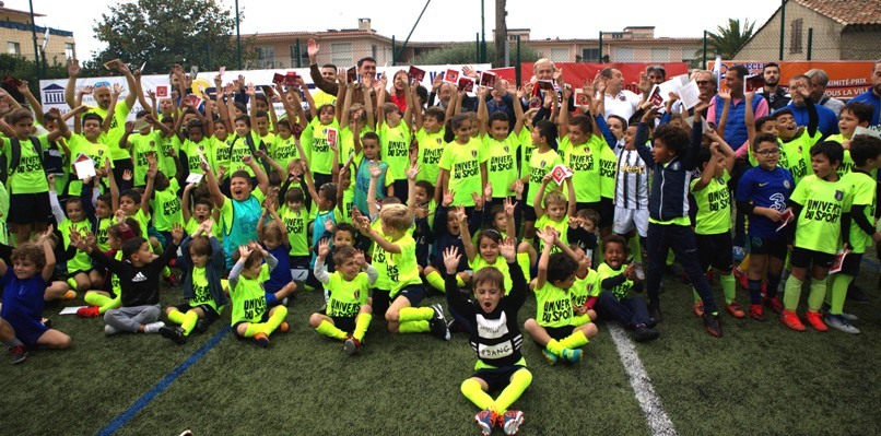 Foot, Vence-Nice: ticket gagnant