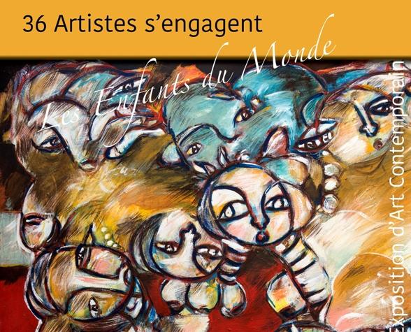 Nomad, solidaire des enfants, invite l'art